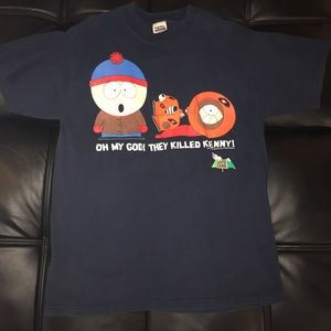 Original Vintage South Park T-shirt